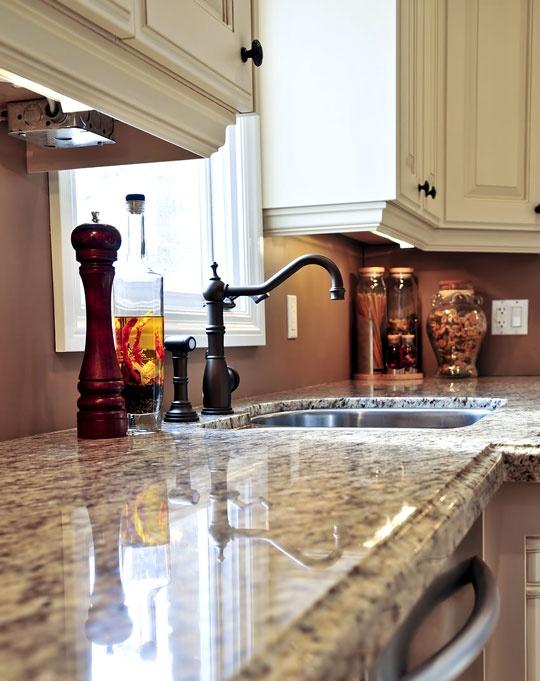 Granite Countertops Color Trends : Granite