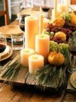 Elegant Thanksgiving Tabletop
