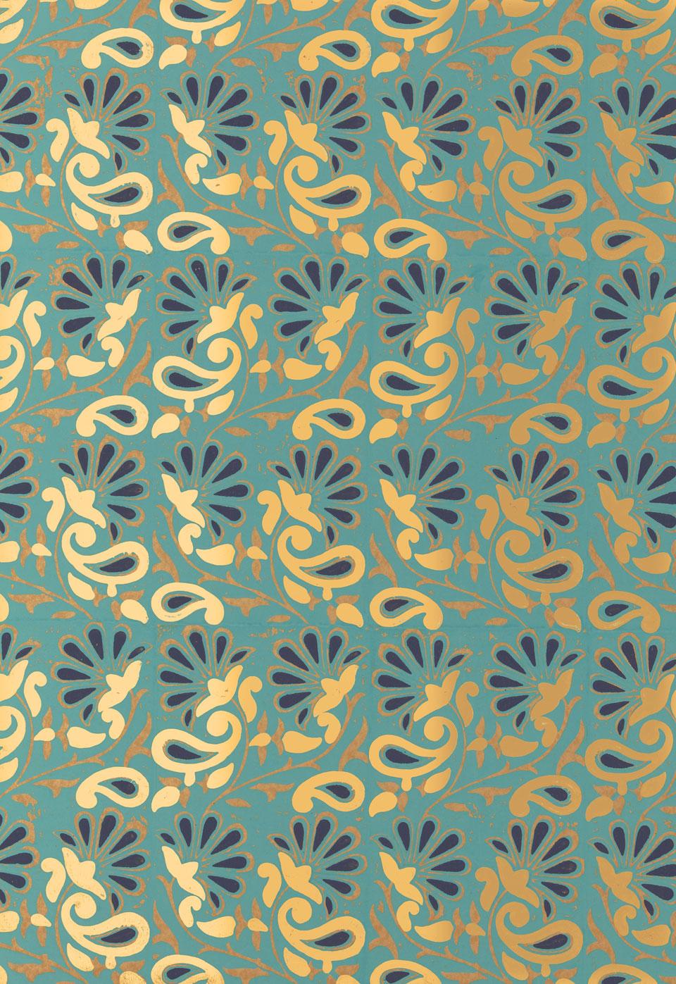 Pretty Walls: Wallpaper Trends 2015 – Loretta J. Willis