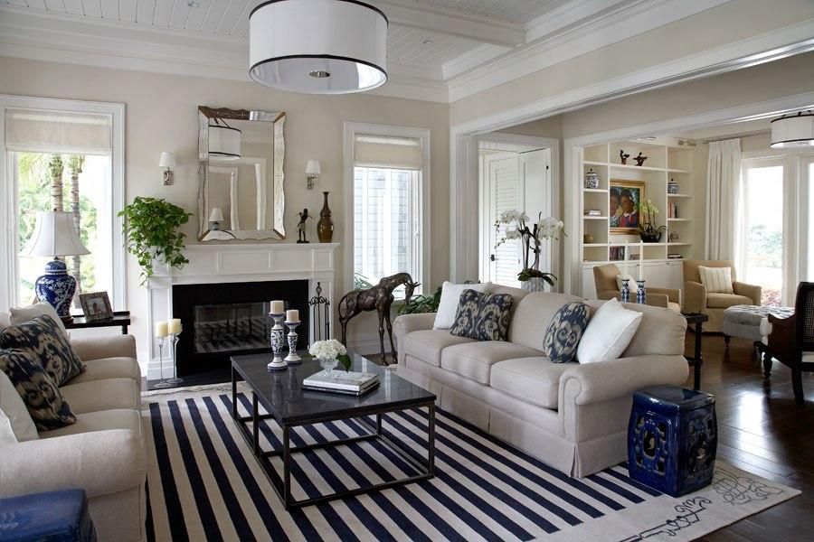 Shokecase For Living Room : ... Digest Living Room Showcase – Loretta J. Willis, DESIGNER