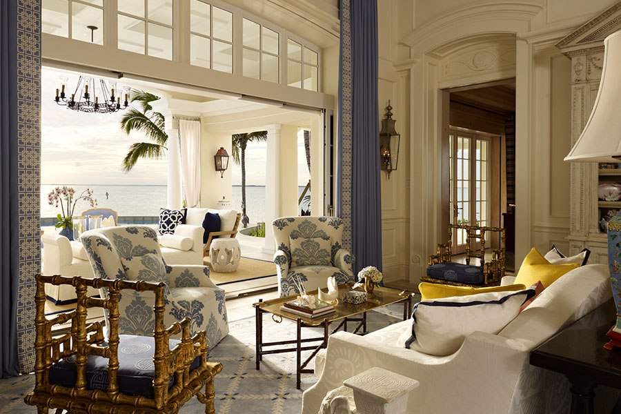 Decorating Trends Architectural Digest Living Room