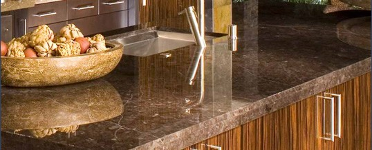 Granite Kitchen by Chicago Kitchen Granite
