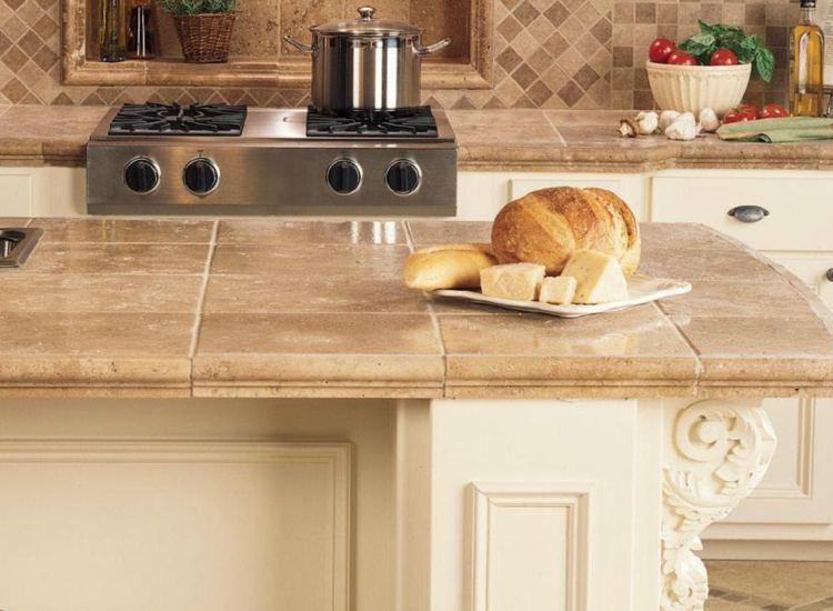 Tile Kitchen by Pink Kitchen Design