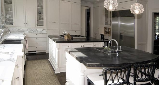 Zinc Kitchen by Kemp Hall Studio