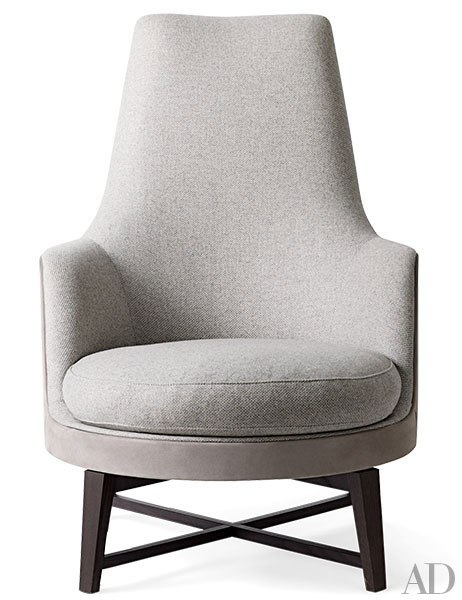 Flexforms Guscioalto Soft Armchair by Entonio Citterio