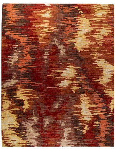 The Borealis Wool Rug by Tufenkian Artisan Carpets