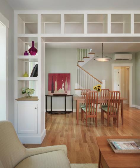 Concord Riverwalk - Stairway View