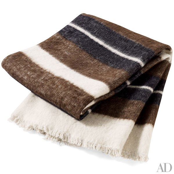 Dolpo Cashmere Throw by Denis Colomb
