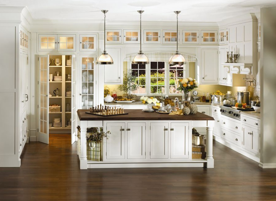 Top Kitchen Trends Traditional Custom Built In Cabinetry