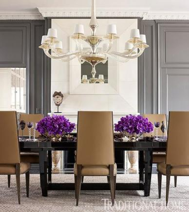 Modern Dining Room by Darcy Bonner