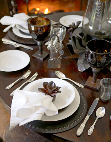 Table Setting by Jan Barboglio