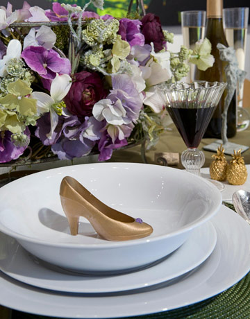 Table Setting by Laurie Frank