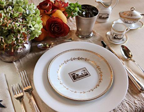 Table Setting by Paula Deen