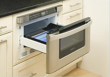 Microwave Drawer from Sharp