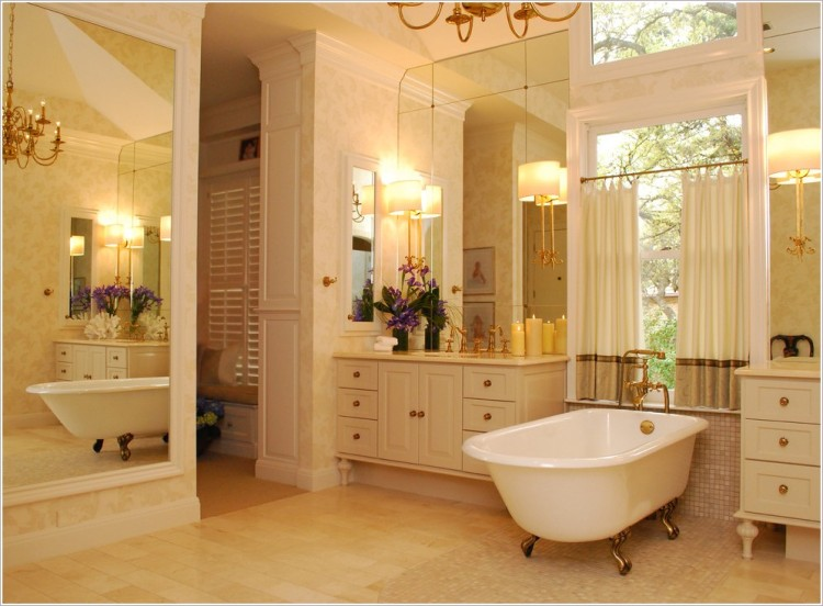 Luxury Master Bath by Bradshaw Designs