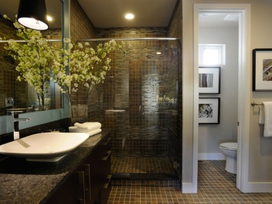 Luxury Master Bath by Jean