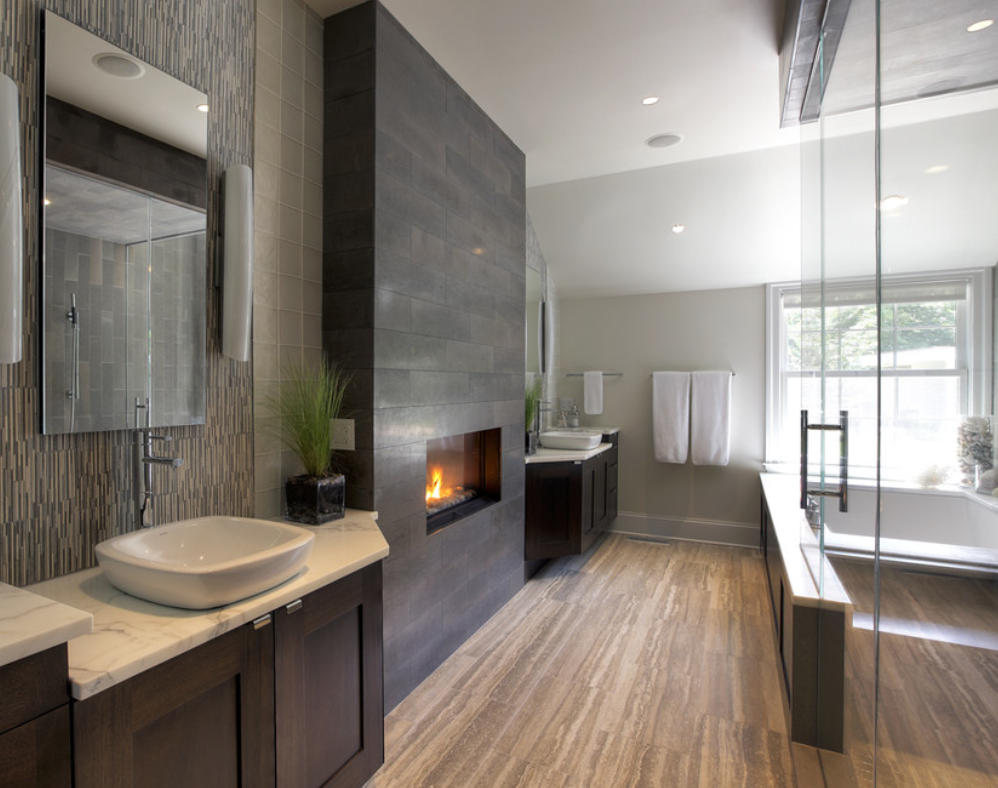 Modern Master Bathroom Designs: Master Bath Decorating Trends 2015-2016