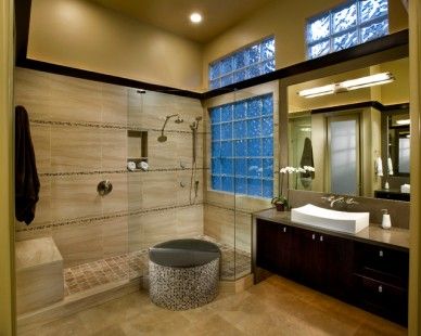 Luxury Modern Master Bath
