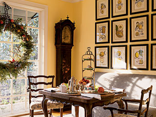 Breakfast Nook, MyHomeIdeas