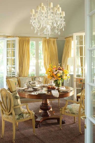 Breakfast Nook by Enchanted Home