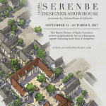 serenbe designer showhouse 2017, decorator showhouse trends