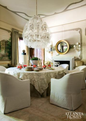 Dining Room by Melanie Turner Interiors