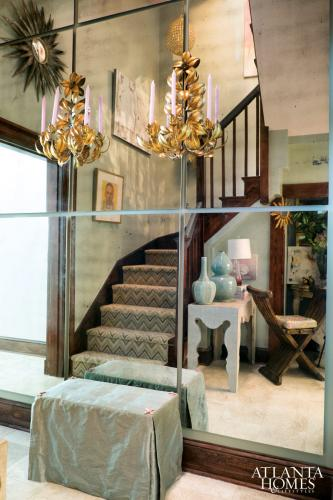 Family Stairwell by Loren Audrey Taylor, Anna Abrams Design