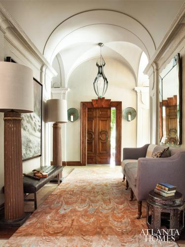 Grand Hall by Laura Walker, Verde Home