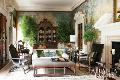 Grand Salon by Westbrook Interiors