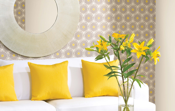Kravet Wallcovering Echo Design