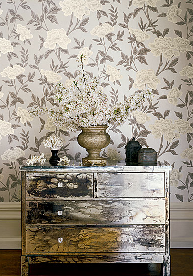 Elegant Wallpaper by F. Schumacher