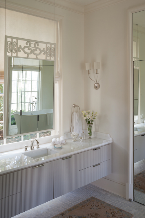 Guest Bath by Lisa Hilderbrand, Welhil Interiors