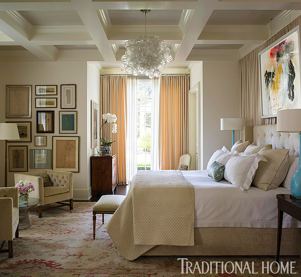Master Bedroom by Lisa Hilderbrand, Welhil Interiors