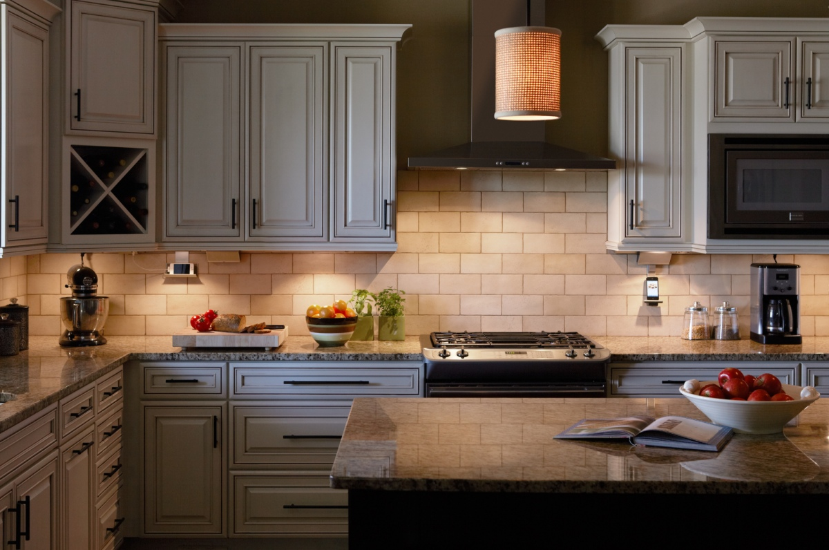 Undercounter Kitchen Lighting Under Cabinet Led Lighting Systems Pictures To Pin On Pinterest