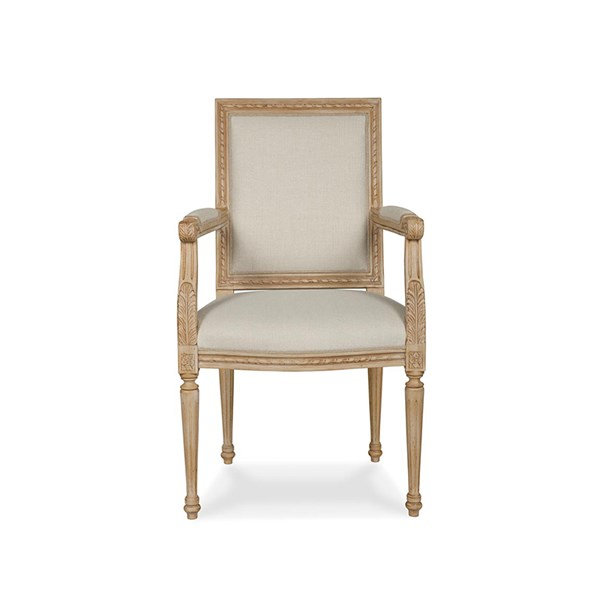 Louis XVI Armchair by Schumacher