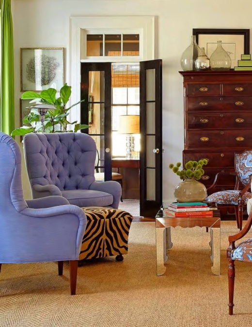 Bold Furnishings by Holly Hollingsworth Phillips