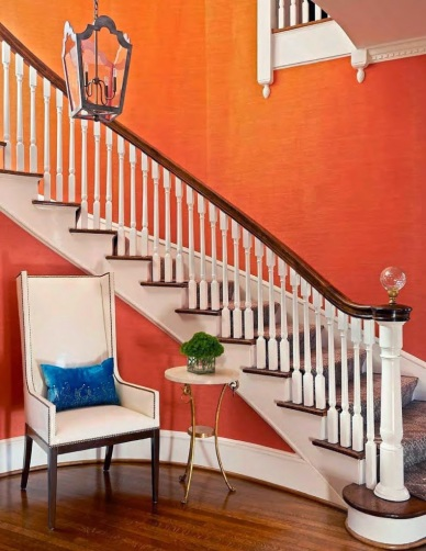 Bold Walls Designed by Holly Hollingsworth Phillips