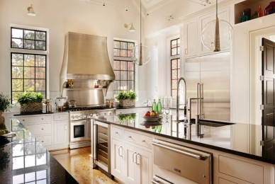Traditional Kitchen by Rufty Custom Built Homes