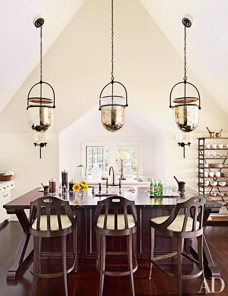 astounding kitchen lighting before after | Inspired Kitchens with Amazing Pendant Lighting – Loretta ...