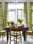Hampton Summer Home-cheerful breakfast room by Jack Fhillips, THlorettajwillisHampton Summer Home wigh Cheerful Breakfast Room, Green/Ivory Draperies, Embroidered, Green/Ivory Toile by Jack FhillipsTwo-Story Living Room, Cotton Fabrics Bring Summer in by Jack Fhillips Design, Inc.Hampton Summer Home with Gingham Cushion on Mahogany Empire Settee by Jack Fhillips Design, Inc.Hampton Summer Home, Fresh Flowers Complement Antique American Washstand by Jack Fhillips Design, Inc.Hampton Summer Home Gorgeous Antique Mirror-Doored Secretary in the Living Room by Jack Fhillips Design, Inc.Hampton Summer Home with Spectacular Gothic Styled Rear Staircase Against Wall of Windows by Jack Fhillips Design, Inc.Fresh Flowers Bring Summer into Hampton Summer Home by Jack Fhillips Design, Inc.