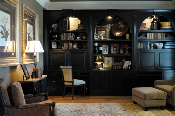 Reading & Home Office, Loretta's Interior Design