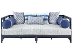 Hicks Day Bed Santorini, Curated Kravet