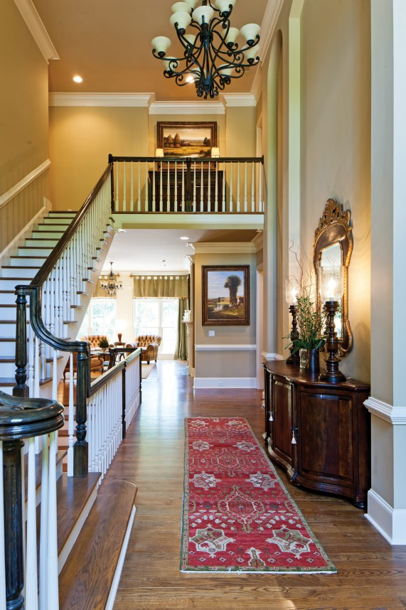 Elegant Entry, Loretta's Interior Design