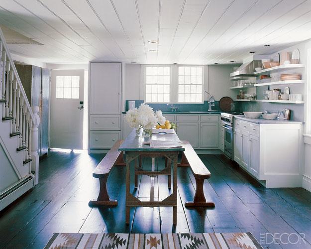 Raised Panel Cabinetry by Martyn Lawrence Bullard, ElleDecor