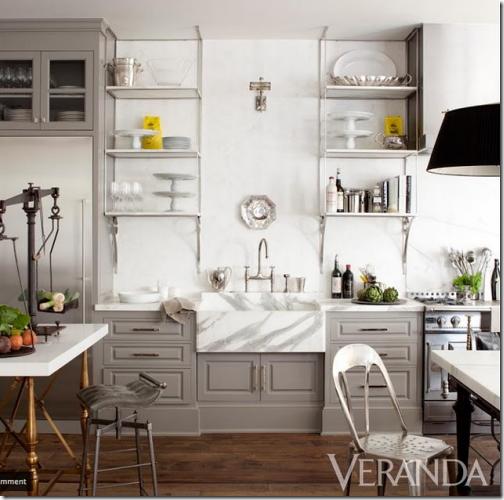 Raised Panel Kitchen Cabinets by Windsor Smith, Veranda