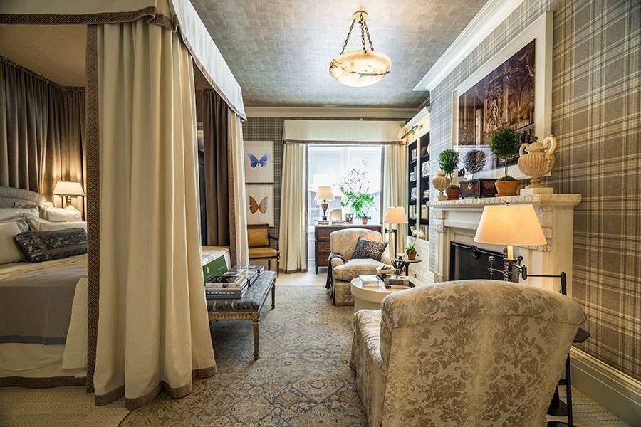 48kipsbaydecoratorshowhouse48Restful Bedroom Retreat By Delectable Phoenix Interior Designers Design
