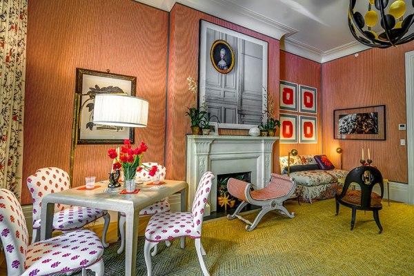 European Living Room by Branca ~ 2015 Kips Bay Decorator SH
