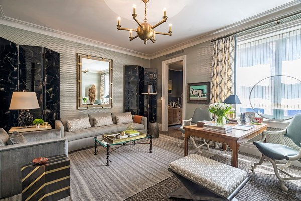 Study by Thom Filicia ~ 2015 Kips Bay Decorator Show House