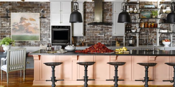 Kitchen appliance color trends 2016 loretta j willis for House beautiful kitchens