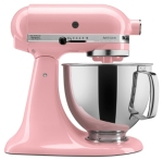 KitchenAid Rose Quartz Mixer